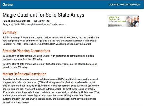 magic quadrant for application performance monitoring
