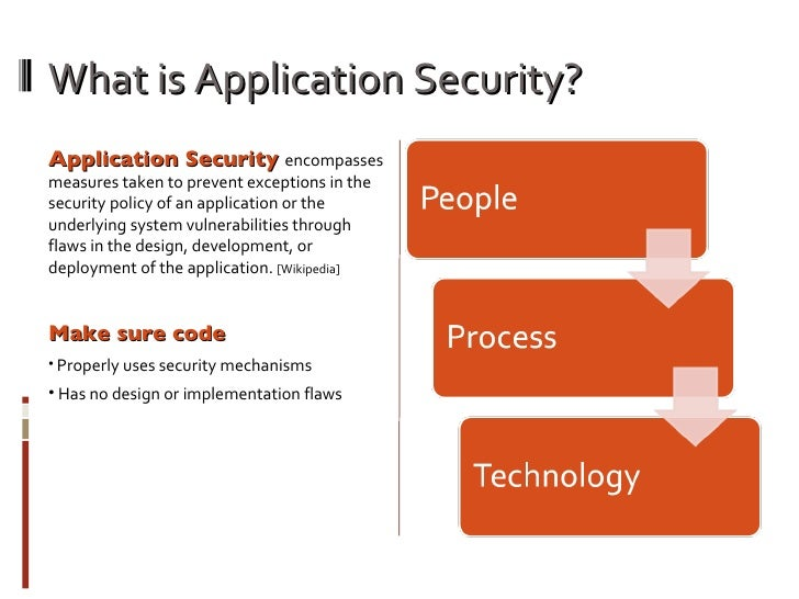 how to make web application secure