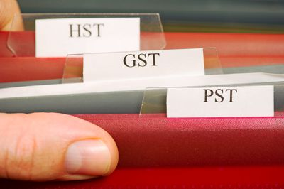 gst application for small business