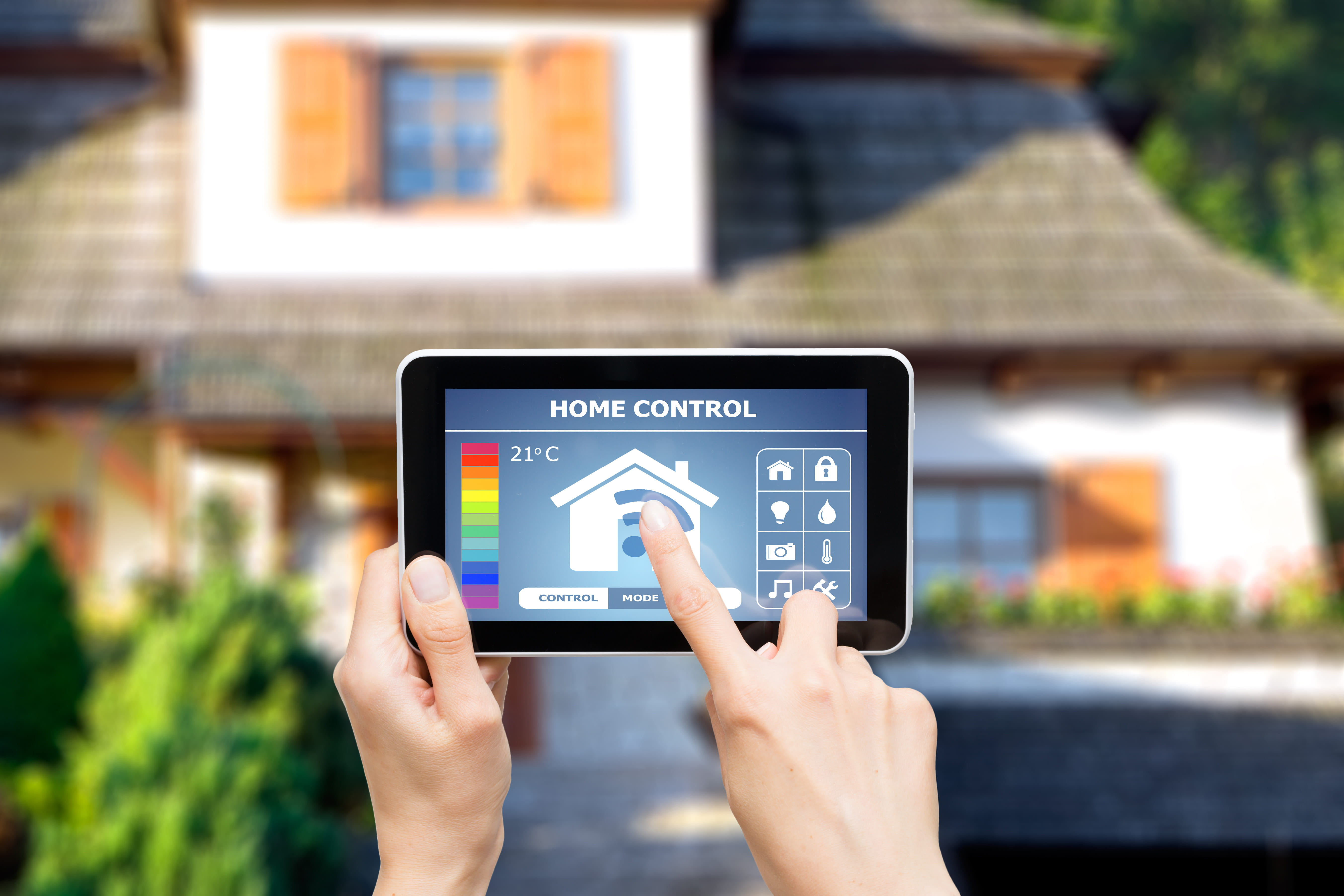 applications of smart home technology