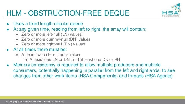 applications of double ended queue