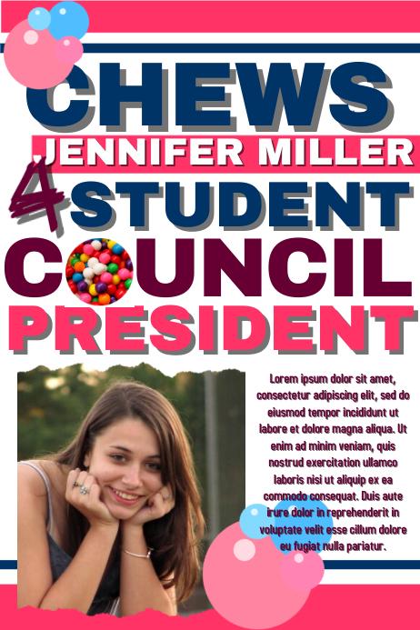 high school student council application