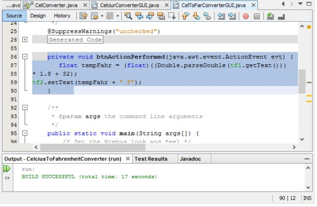 visual web application design with netbeans ide