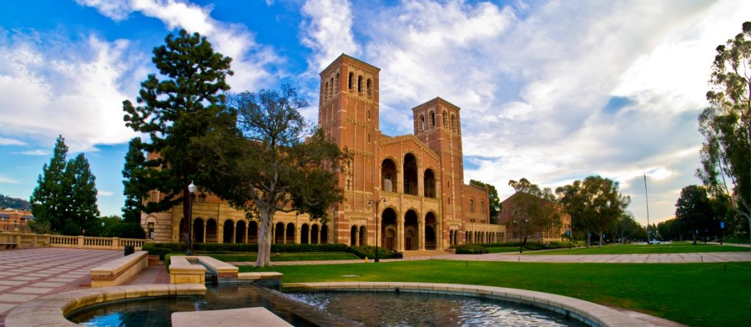 university of los angeles application