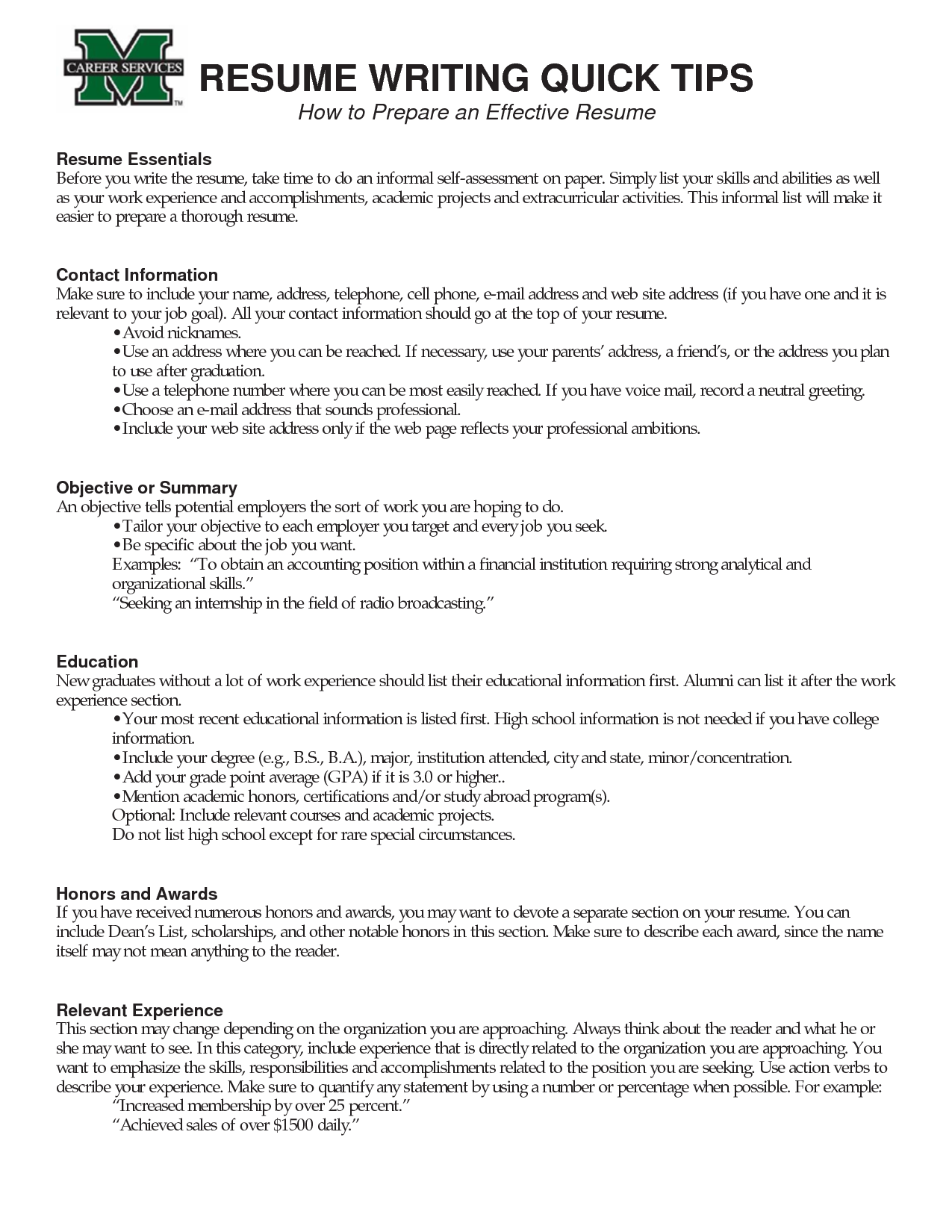 extra curricular activities examples for job application