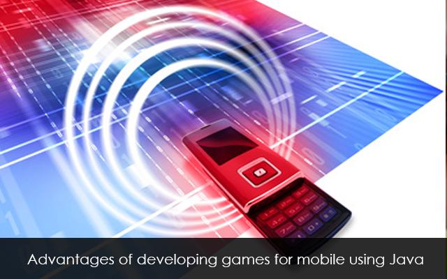 mobile application development using java