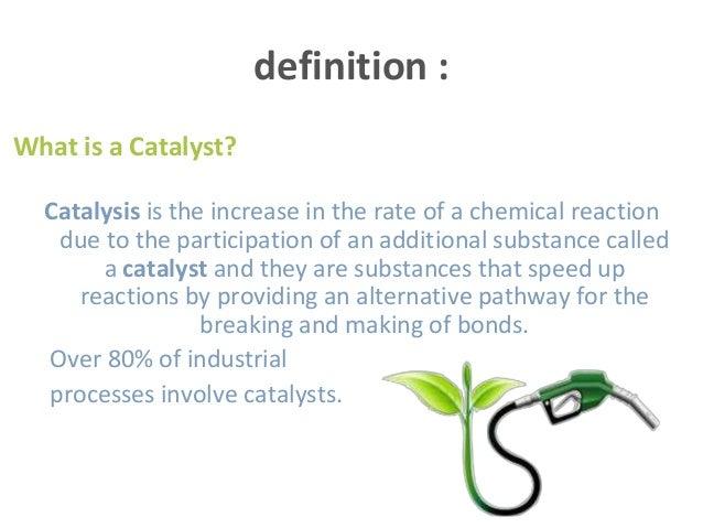 heterogeneous catalysis principles and applications