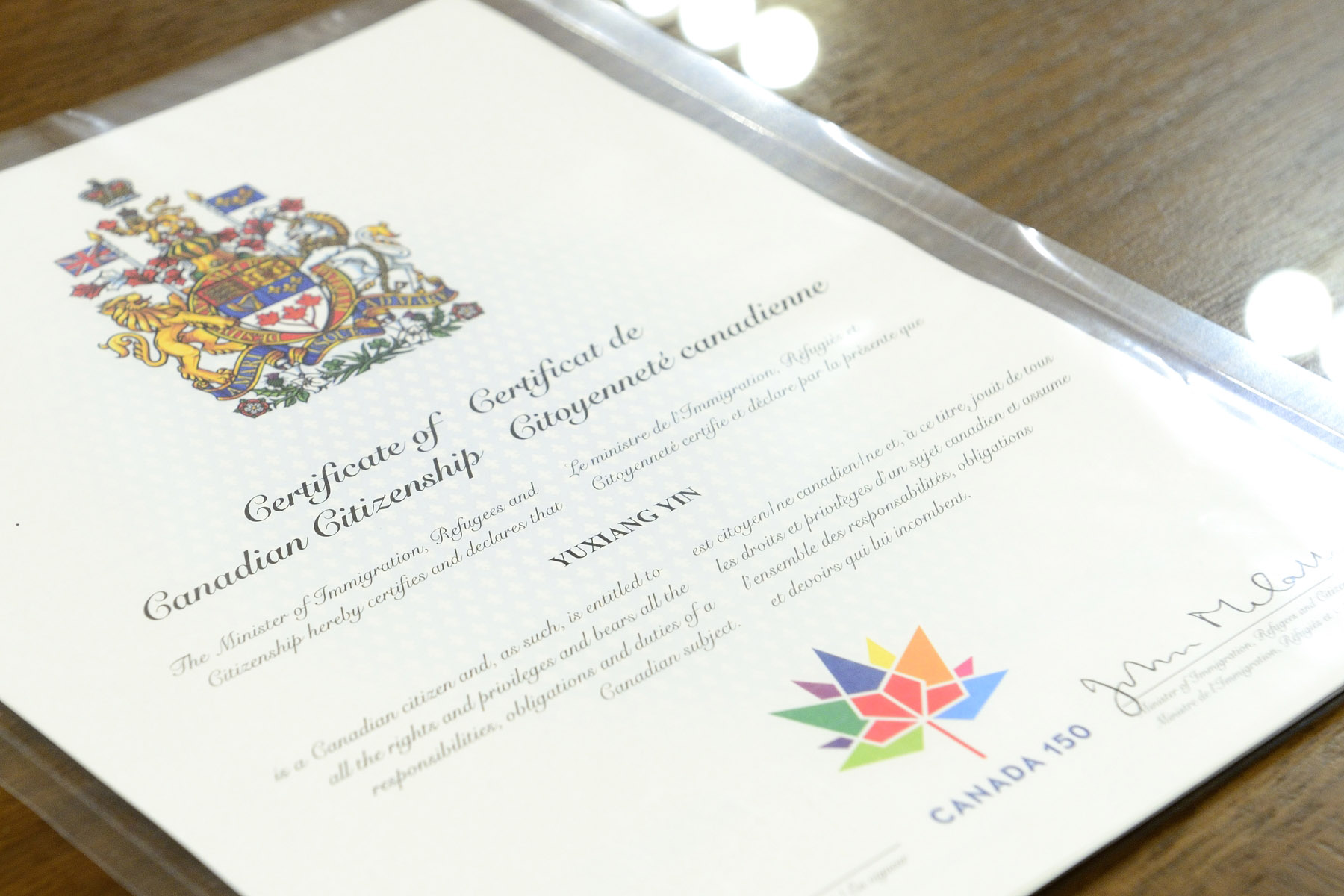 application for canadian citizenship certificate instruction guide