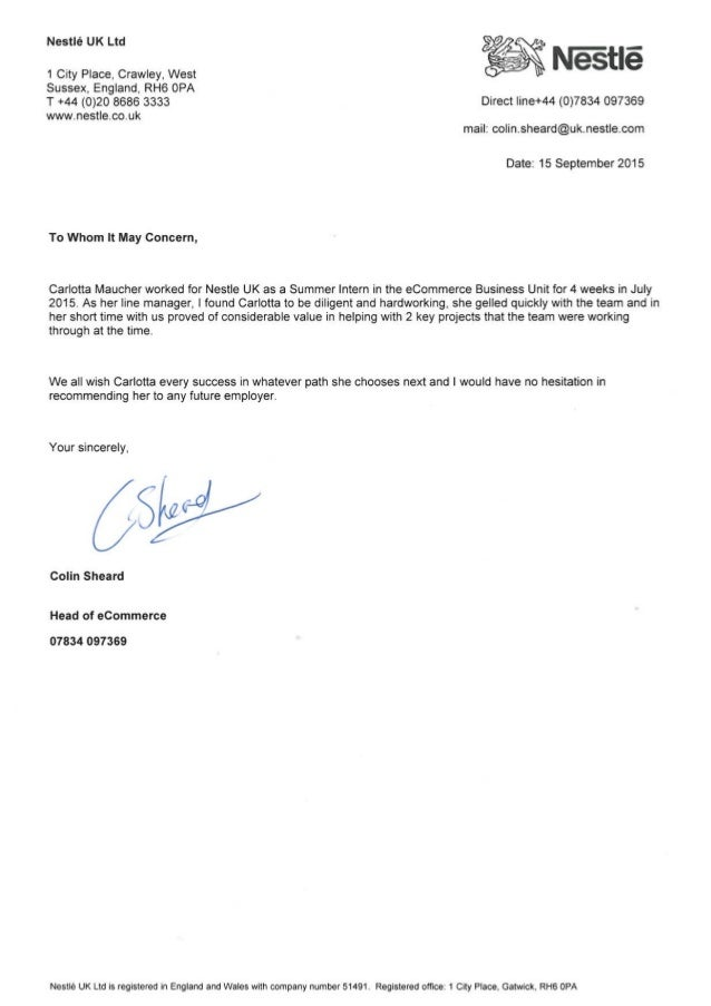 sample email for job application with reference
