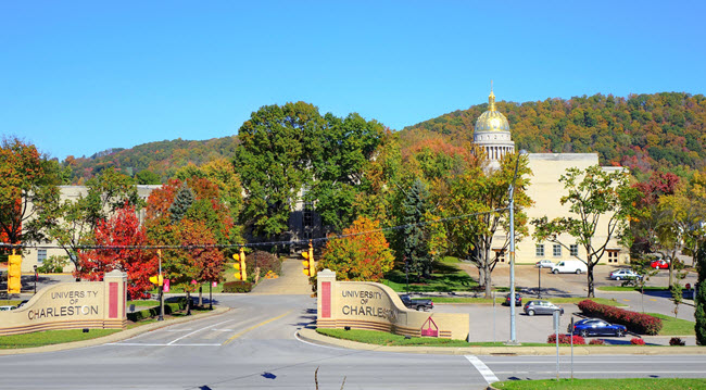 west virginia university online application