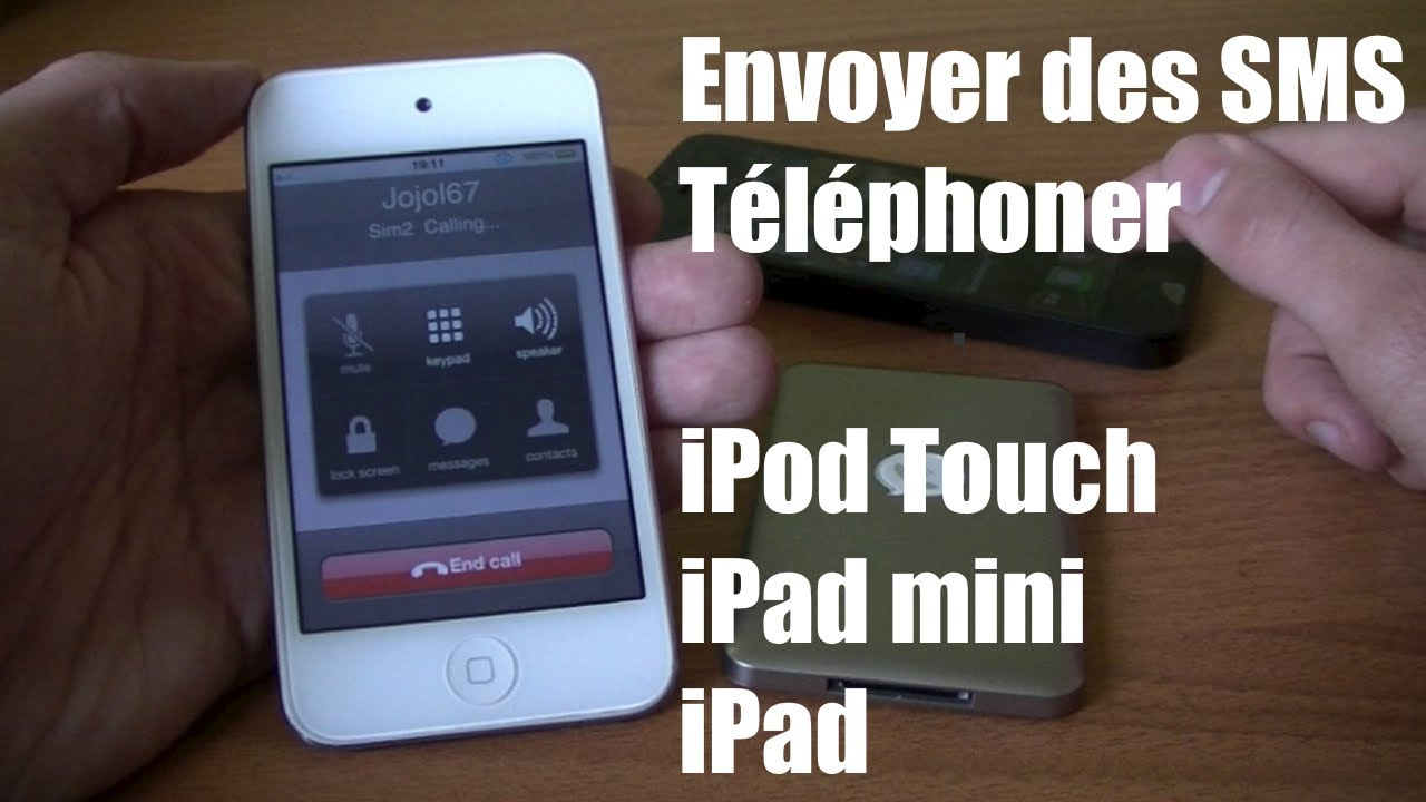 application pour texter sans wifi
