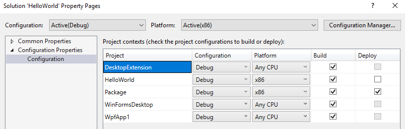 wpf application current is null