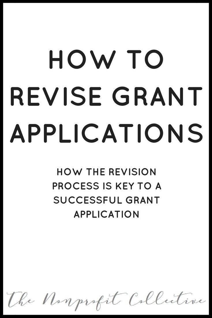non profit organizations application process