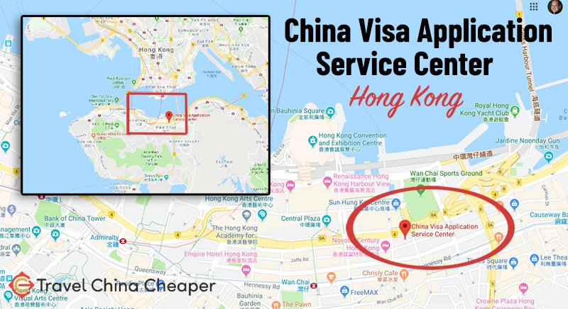 chinese visa application service center ottawa