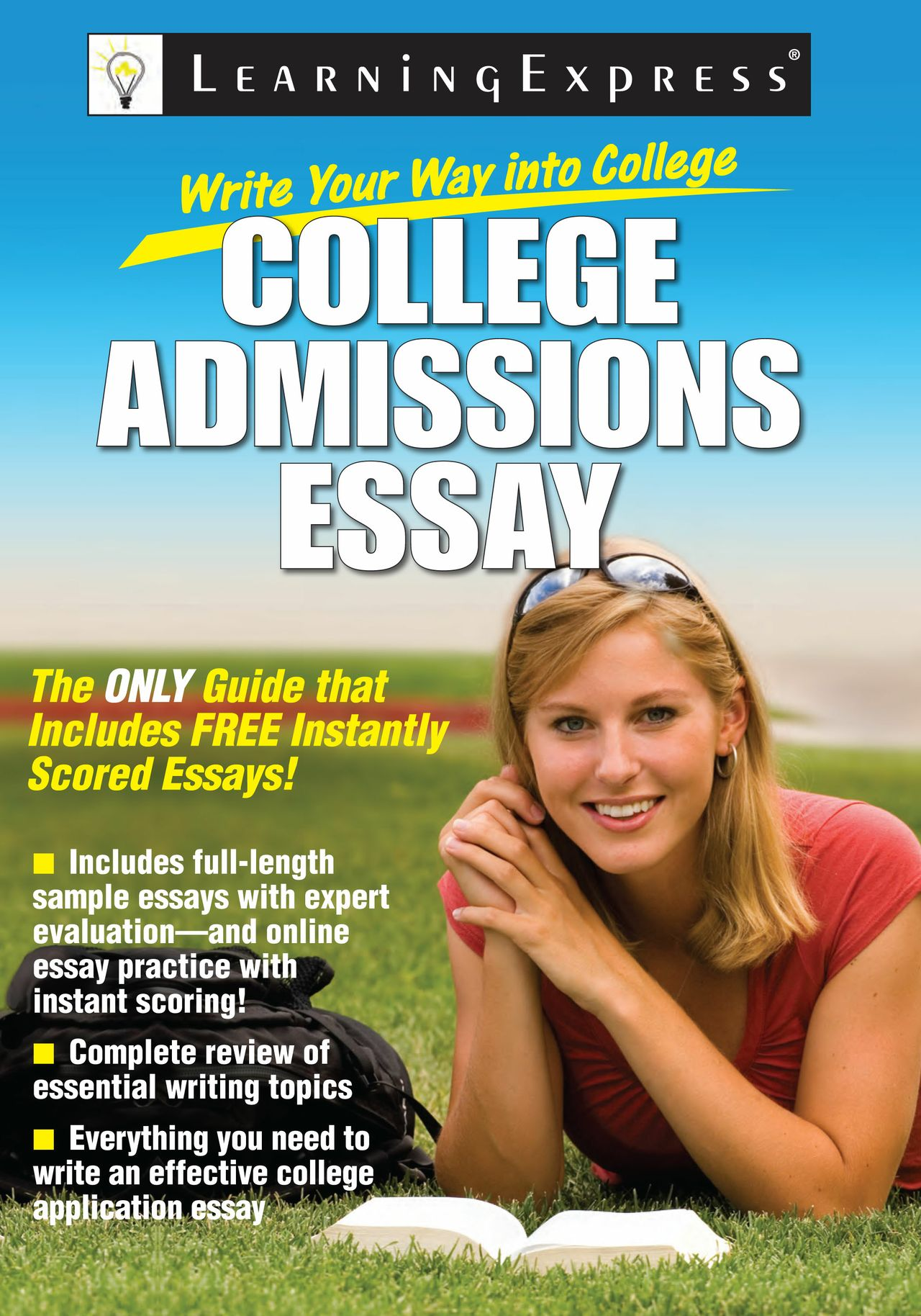 types of college application essays