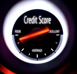 does credit history affect visa application