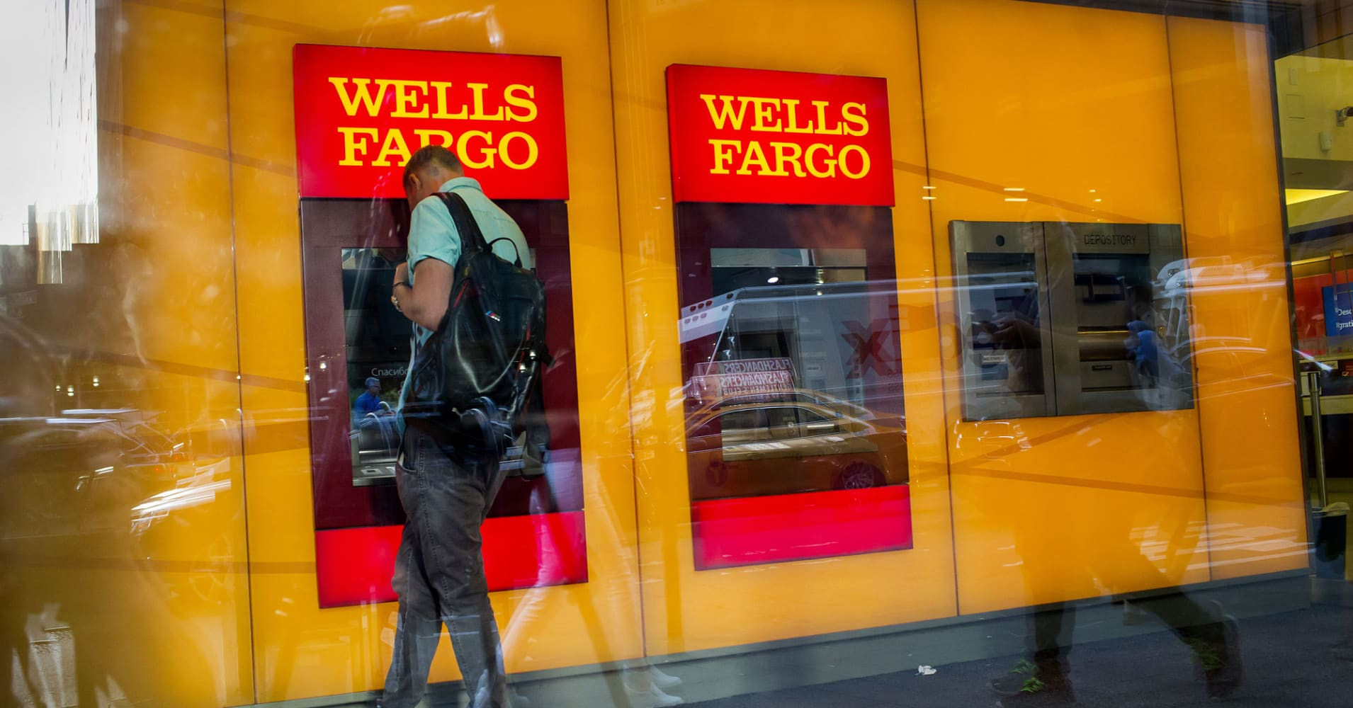 wells fargo recent applications page