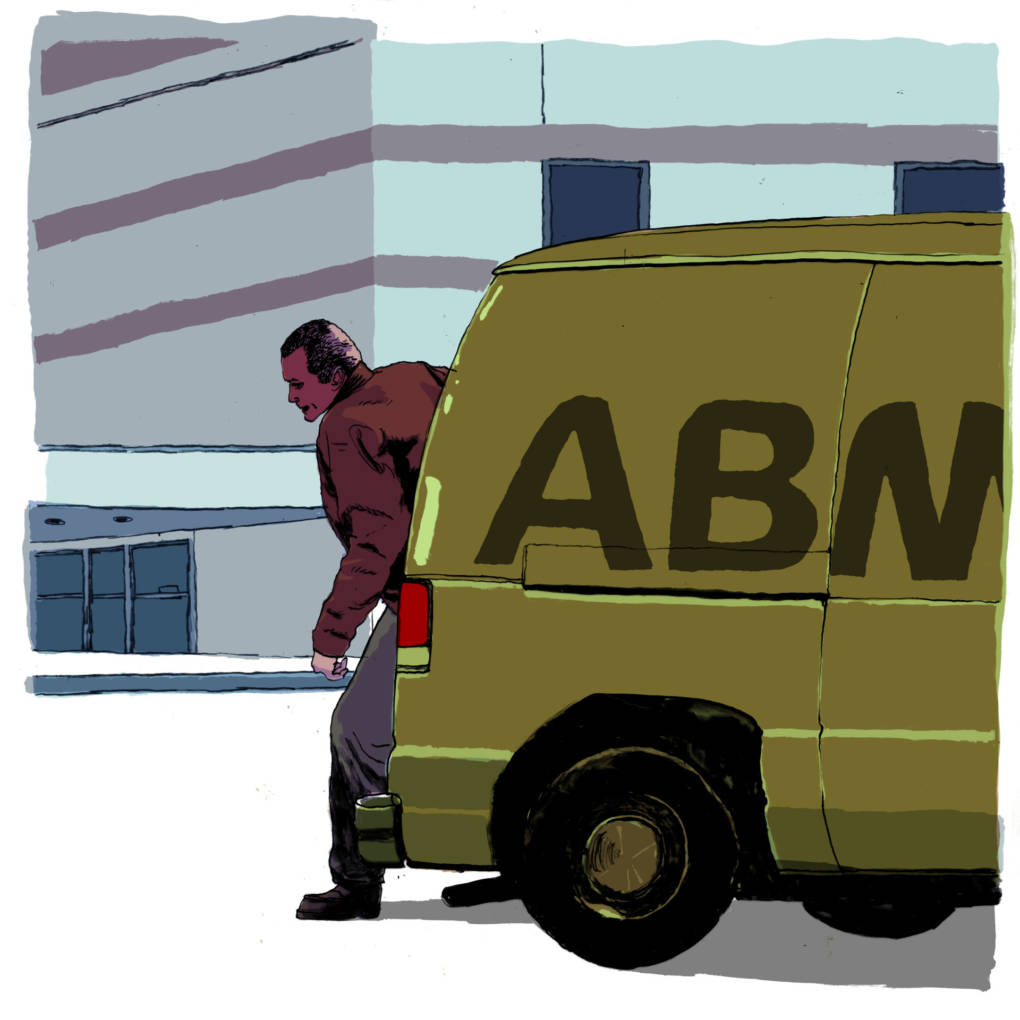 abm cleaning company job application