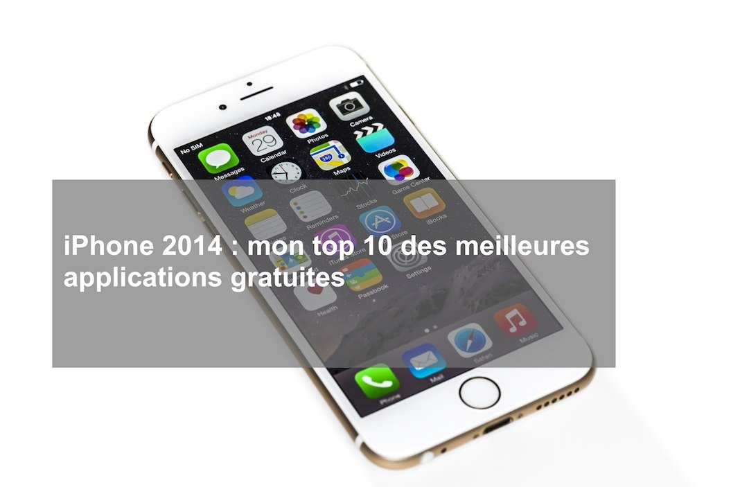 application gratuite du jour iphone