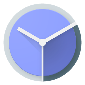 application horloge ecran de veille