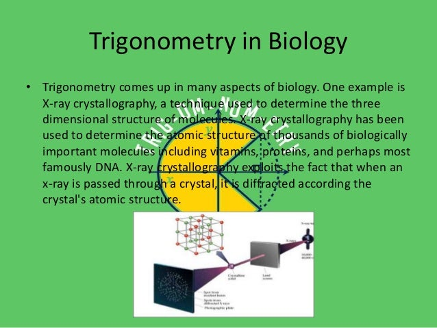application of trigonometry in real life