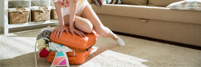 application pour faire sa valise