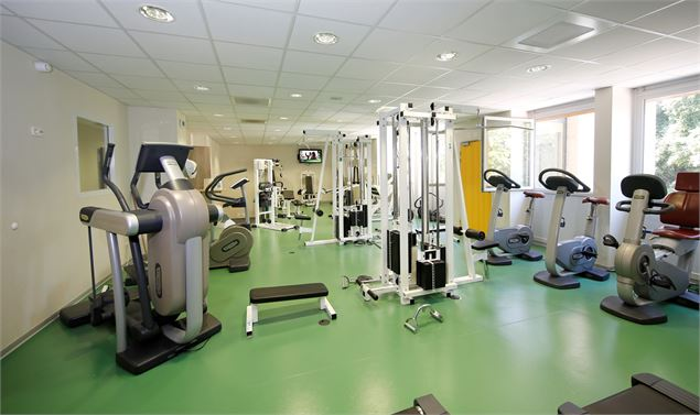 application programme salle de sport
