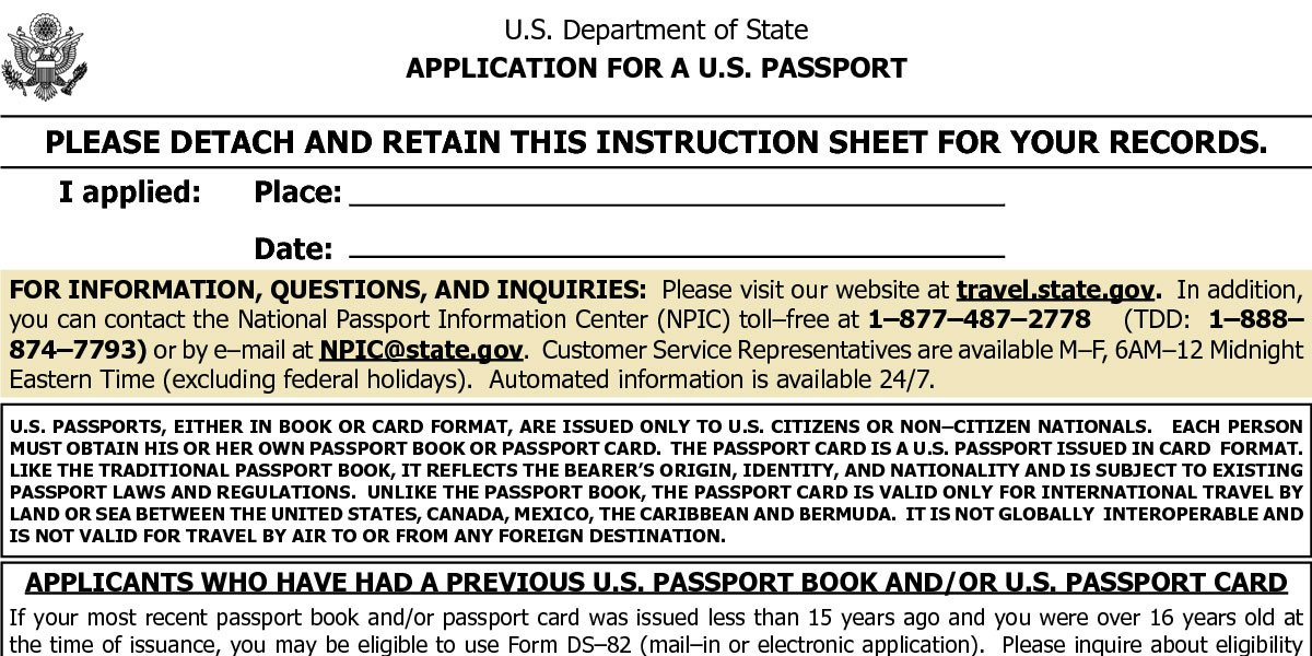 canadian passport renewal child application form