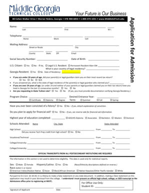 centennial college online application form