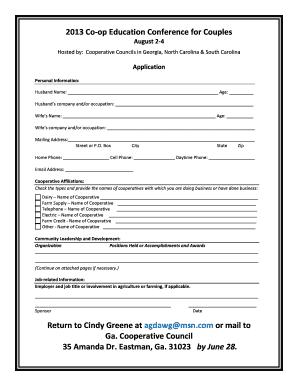 co op online job application form