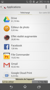 comment supprimer une application sur iphone 3