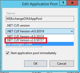 to run this application net framework v4 0.30319