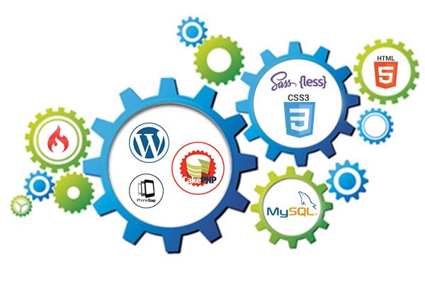 most popular web application frameworks