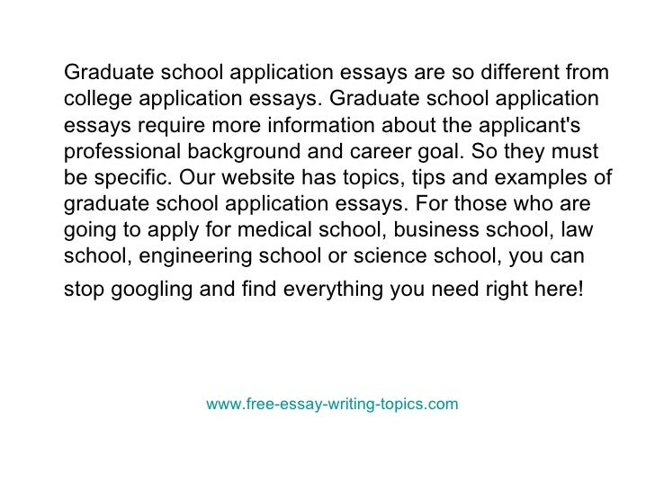 how to write a college application essay sample