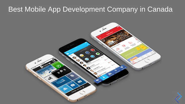 mobile application development companies in canada