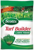 scotts turf builder spring application