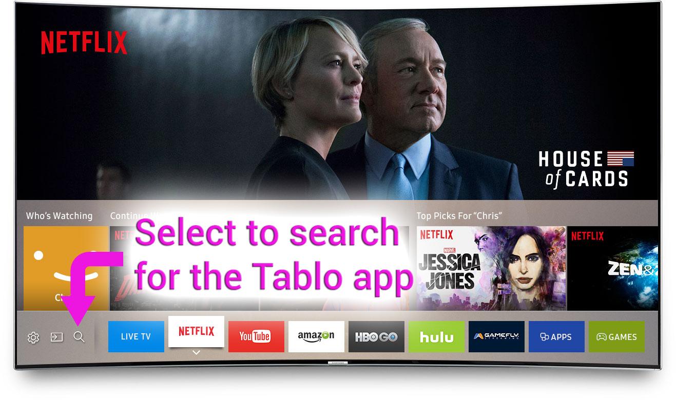 telecharger application smart tv samsung