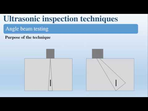 ultrasonic testing principles and application